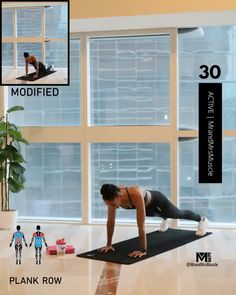 Gym Workout Videos, At Home Workout Plan, Gym Workouts, At Home Workouts, Bikini Fitness, Body Fitness, Fitness Studio Training, Workout Bauch, Lose Weight