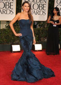 Sofia Vergara (2012) Golden Globes