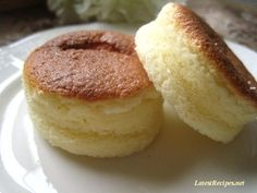 """Cotton cake. I'm making this for our 2nd """"cotton"""" anniversary. I hope it's creamy and fluffy like they say - it's known as japanese cheescake."""