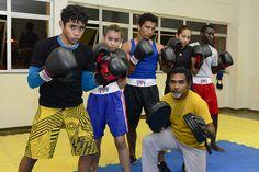 Prefeitura de Boa Vista, atletas da escolinha de Boxe participam de campeonato internacional #boavista #prefeituraboavista #roraima #pmbv