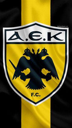 AEK Athens of Greece wallpaper. Team Wallpaper, Football Wallpaper, Championship Football, Football Team, Greece Wallpaper, Wall Art Prints, Canvas Prints, Eminem Photos, Arm Tats