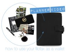 In this YouTube planner video, I show you how I've set up my Pocket sized Filofax Finsbury planner as a mini on-the-go planner as well as a wallet. If you're purse is feeling a bit heavy because you're carrying around a planner AND a wallet every day, watch this video to see how you can combine the two essentials.