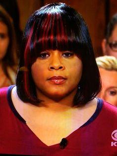Ugly People of Judge Judy. Nice hair. #SilkySmoothHair