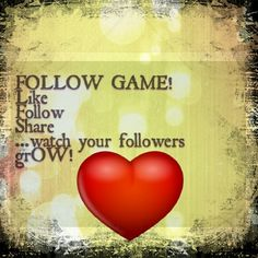 Follow Game I'll follow back. Sharing is caring...Happing Poshing! CHECK BACK TO FOLLOW NEW PEEPS. Other
