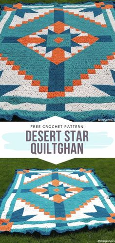 Crochet Quilt Pattern, Pixel Crochet Blanket, C2c Crochet, Crochet Squares, Crochet Blanket Patterns, Crochet Crafts, Crochet Stitches, Free Crochet, Baby Knitting Patterns