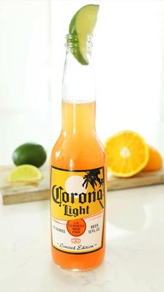 Beer Cocktail Recipes, Beer Recipes, Drinks Alcohol Recipes, Cocktail Drinks, Alcoholic Drinks, Beverages, Cocktails, Sunrise Drink, Sunrise Cocktail