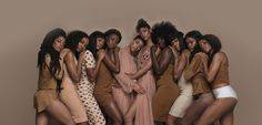 7 Heartwarming Beauty Moments That Elevated Black Girl Magic In 2016 My Black Is Beautiful, Black Love, Natural Hair Weaves, Natural Hair Styles, Black Girl Magic, Black Girls, Coloured Girls, Brown Aesthetic, Shades Of Black