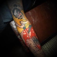 手彫り#horitsukikage1#horitoshifamily#tattoobyshad#shadfrombelgium#tatouagetraditionellejaponnaiseneurope#keepbelgiumbeautifulgetabodysuit#wabori#tebori#monmon