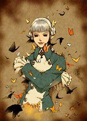 Alice Elliot Offical Art Shadow Hearts