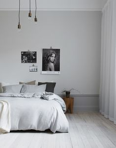 ➕Cosy bedroom interior inspo via the stylish Cosy Bedroom, Dream Bedroom, My New Room, My Room, Interior Exterior, Interior Design, Design Room, Interior Stylist, House Design