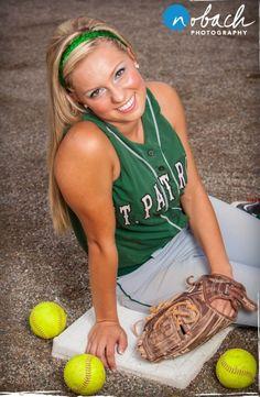 Ideas/poses for softball pics -Teen Girl