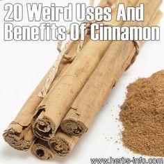 20 Weird Uses And Benefits Of Cinnamon