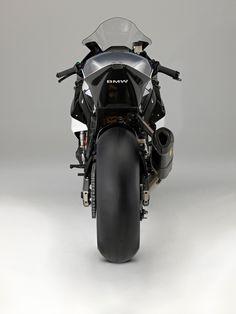 ★BMWモトラッド 215馬力のHP4 RACEを世界750台限定で発売 | 気になるバイクニュース。