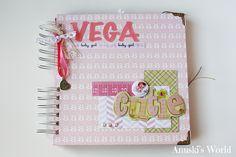 Álbum de bebé para Vega - Anuski´s World