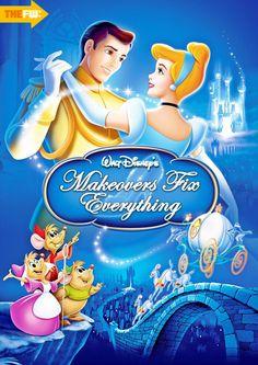 Honest Disney Movie Posters