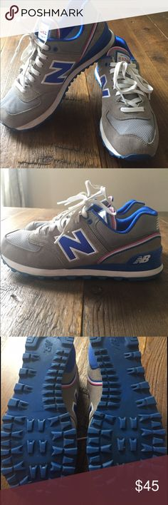 NB Women Sneakers NB Women Size 8.5 - Stadium style Colors worn only a handful of times. Missing insoles. New Balance Shoes Athletic Shoes
