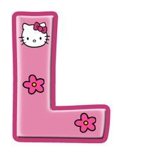 Images Hello Kitty, Hello Kitty Rosa, Hello Kitty Themes, Pink Hello Kitty, Hello Kitty Birthday, Hello Kitty Invitation Card, Polka Dot Letters, Hello Kitty Imagenes, Birthday Wishes For Kids