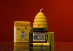 Chamomile honey gift bag  by queen bee honey on Etsy, $19.00
