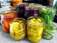 Dozens of pickling tips & recipes.
