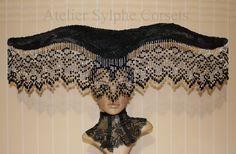 Eiko Ishioka tribute Headpiece by Atelier Sylphe