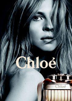 Chloe fragrance ad campaign