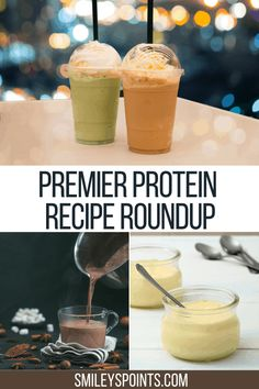Have you stocked up on Premier Protein? While you are at Costco or Sams Club gra. - Have you stocked up on Premier Protein? While you are at Costco or Sams Club grab a case and then g - Protein Pudding, Protein Smoothie Recipes, Protein Foods, High Protein, Milkshake Recipes, Fruit Smoothies, Premier Protein Shakes, Best Protein Shakes, Healthy Shakes