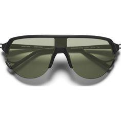 District Vision Nagata Black Sunglasses   District Sky G15