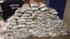 FOX NEWS: Massachusetts police find 112 pounds of marijuana in 'suspicious' crates