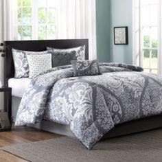 jcp | Madison Park Marcella Contemporary 7-pc. Cotton Printed Comforter Set