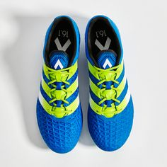 "adidas ACE 16.1 ""Shock Blue"" : Football Boots : Soccer Bible"