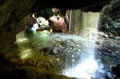 Puente de Dios, el paraíso secreto de  la Sierra Gorda de Querétaro