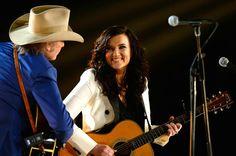 Brandy Clark Makes Debut Grammys Performance With Dwight Yoakam  Dwight Yoakam, Brandy Clark