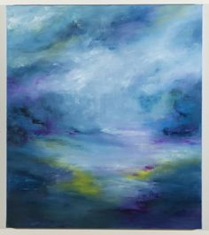 Oil on canvas 80 x 70 cm