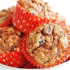 Muffins voor het ontbijt