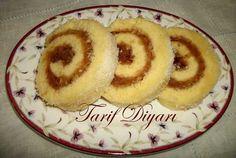 Elmalı Rulo Pasta | Yemek Tarifleri Sitesi | Oktay Usta, Pratik Yemekler