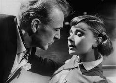 Audrey Hepburn & Gary Cooper