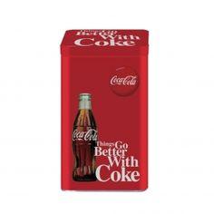 Pote Pin Up Classic Coke 18 Cm Coca Cola