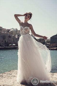 Свадебная коллекция платьев Julie Vino 2016