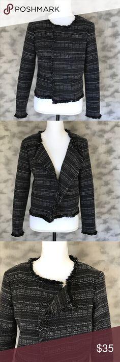 Adrienne Vittadini black jacket/ blazer medium. Adrienne vittadini women's black blazer / jacket , size medium, in great condition. Adrienne Vittadini Jackets & Coats Blazers