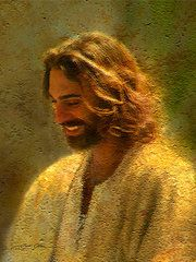 Jesus Featured Images - Joy of the Lord  by Greg Olsen