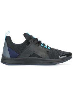 Panelled Sneaker