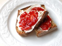 Top 10 Preserves for Spring and Summer including Strawberry Balsamic Thyme Jam