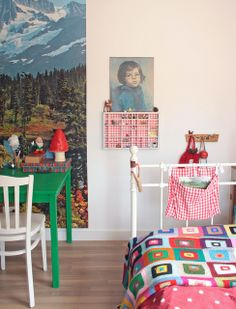 retro kids room | Maison au Magasin