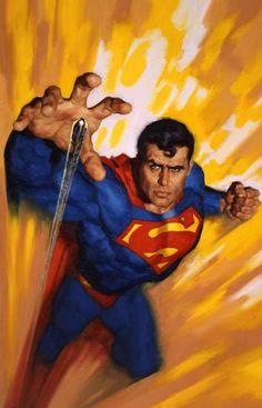 Official Glen Orbik Website - DC Comics/Legends of the DC Universe #1