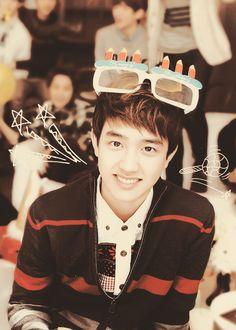 Kyungsoo~ so cute c:
