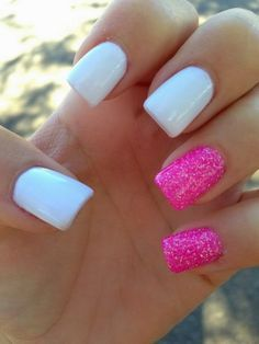 Simple Hot Pink