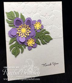 Botanical Blooms | Rachel Stamps