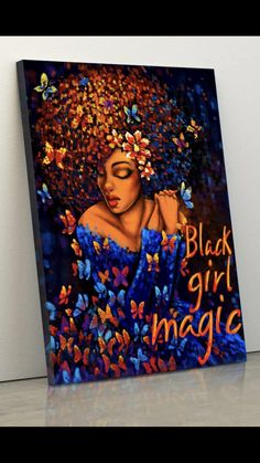 Always remember you gotta wait for the paint to dry before you can finish judging the artwork Black Love Art, Black Girl Art, Art Girl, African American Art, African Art, Native American Indians, Black Art Painting, Black Artwork, Art Et Design