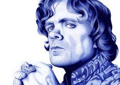 Tyrion Lannister by Jaime de la Torre (de la torre art)