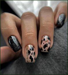 Nails Only, Love Nails, Fun Nails, Pretty Nails, Shellac Nails, Nail Manicure, Manicure Ideas, Cute Acrylic Nails, Acrylic Nail Designs